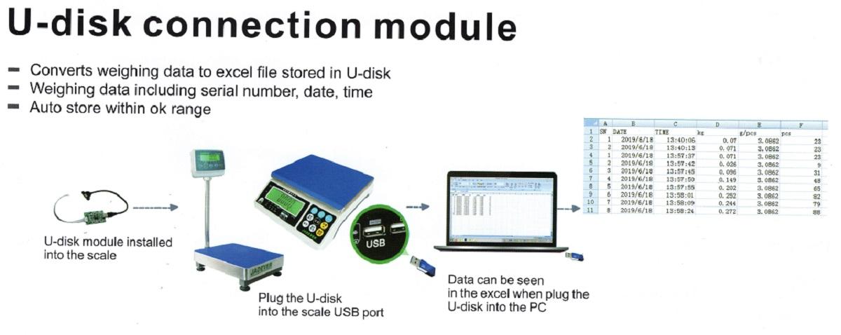 U-Disk Module